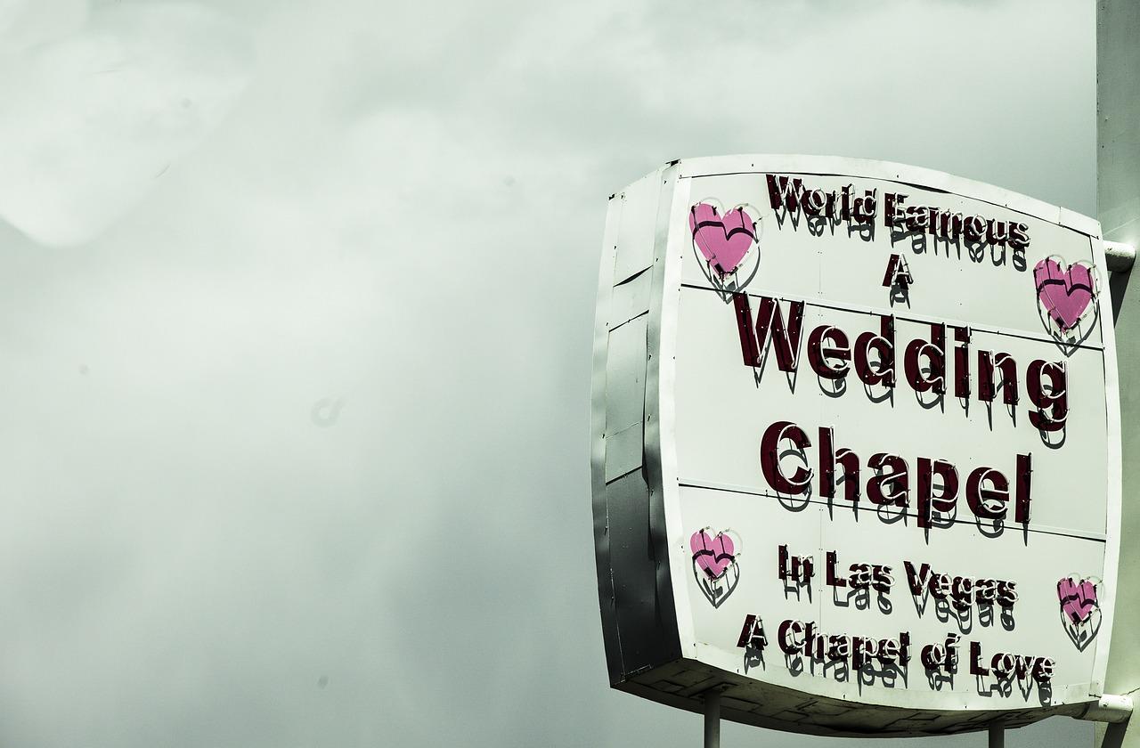bröllop las vegas